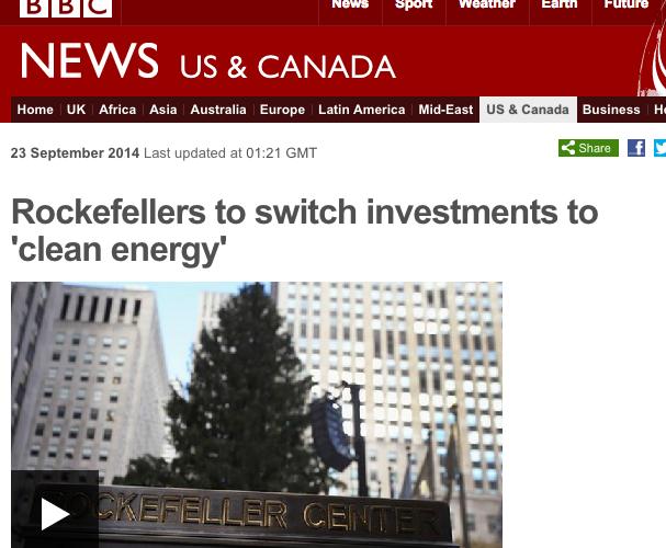 Rockefellers School of Energy Ciamician